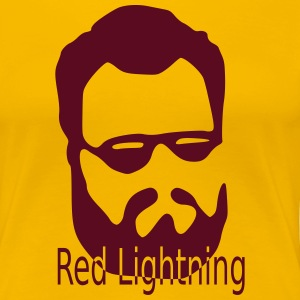 Red Lightning's got a Championship! - Women's Premium T-Shirt