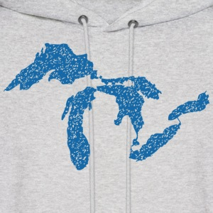 The Great Lakes Hoodies - Men's Hoodie