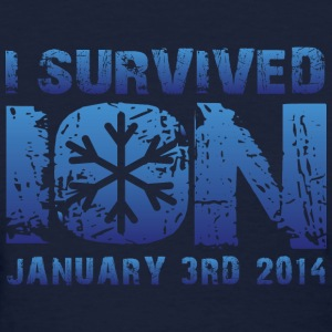 I Survived Ion '14 Women's T-Shirts - Women's T-Shirt