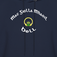 Design ~ Bell Family Claddagh Sweat for Men and Women