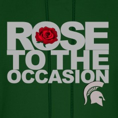 Spartans Rose Bowl Sweatshirt