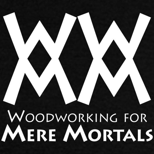 WWMM White Logo shirt