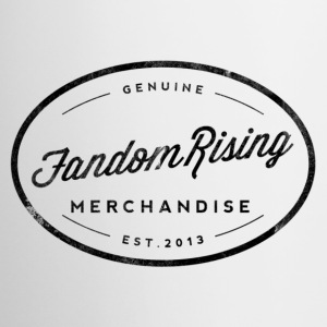 Fandom Rising Logo Accessories - Contrast Coffee Mug