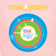 Design ~ Baby Future Engineer   (Front Design Only)