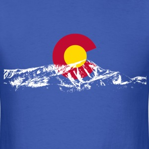colorado_mount T-Shirts - Men's T-Shirt
