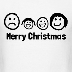 funny_merry_christmas T-Shirts