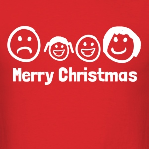 funny_merry_christmas T-Shirts - Men's T-Shirt