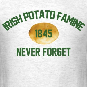 irish_potato_famine T-Shirts - Men's T-Shirt
