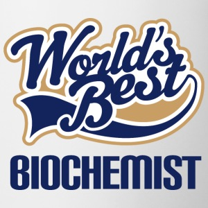 Biochemist (Worlds Best) Bottles & Mugs - Coffee/Tea Mug