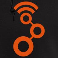 Design ~ GNU Radio Zipper Hoodie
