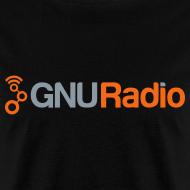 Design ~ Standard GNU Radio T-Shirt