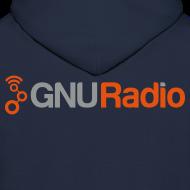 Design ~ The GNU Radio Hoodie (Blue)