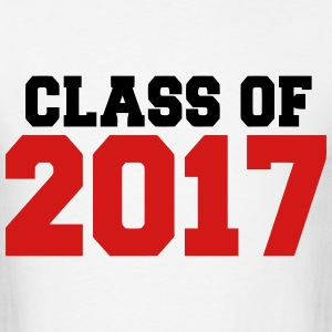 Class of 2017 T-Shirts - Men's T-Shirt