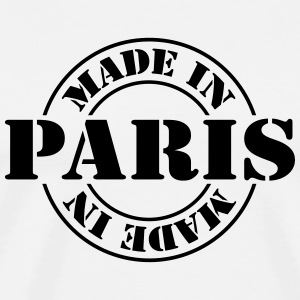 made_in_paris_m1 T-Shirts - Men's Premium T-Shirt