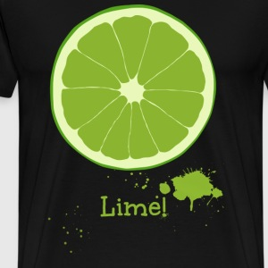 Lime T-Shirts - Men's Premium T-Shirt