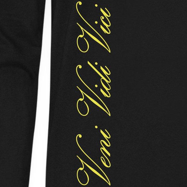 Long Sleeve T-Shirt Veni Vidi Vici