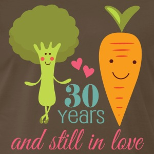 30th Anniversary Still In Love T-Shirts - Men's Premium T-Shirt