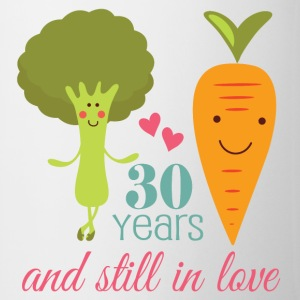 30th Anniversary Still In Love Bottles & Mugs - Coffee/Tea Mug