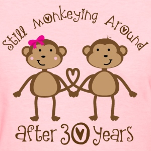 30th Anniversary Monkeying Around Women's T-Shirts - Women's T-Shirt