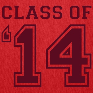 Class of '14 - Class of 2014 Bags & backpacks - Tote Bag