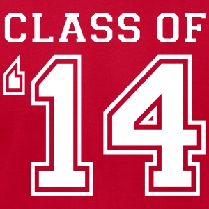 Class of '14 - Class of 2014 T-Shirts - Men's T-Shirt by American Apparel