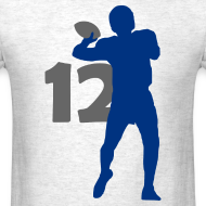 Design ~ Luck Superstar #12 Colts Shirt