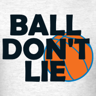 Design ~ Ball Don't Lie Shirt Wallace Garnett