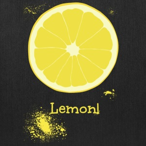 Lemon - Tote Bag
