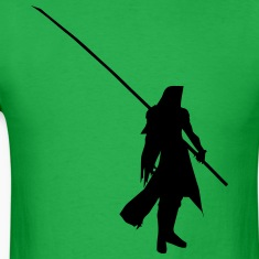 Sephiroth Silhouette T-Shirts