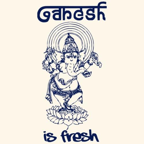 ganeshisfreshblue