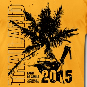 Thailand 2015 T-Shirts - Men's T-Shirt by American Apparel