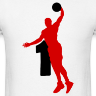 Design ~ Rose SUPERSTAR #1 Bulls Shirt