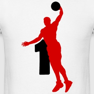 Rose SUPERSTAR #1 Bulls Shirt - Men's T-Shirt