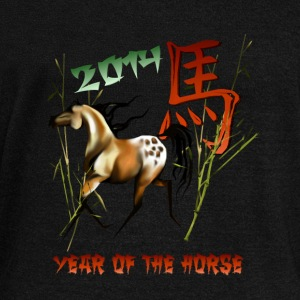 Chinese New Years-Year Of The Horse. - Women's Wideneck Sweatshirt