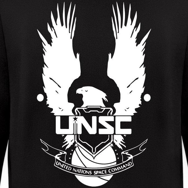 HALO: UNSC Hoodie   Men's Zip Hoodie