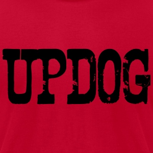 UpDog T-Shirts - Men's T-Shirt by American Apparel