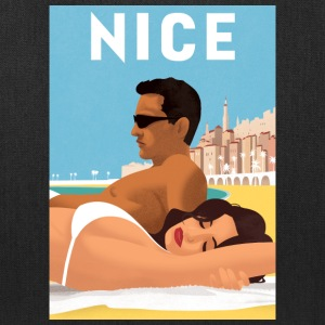 So nice in Nice - Tote Bag
