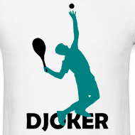 Design ~ DJOKER Tennis SUPERSTAR Shirt