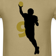 Design ~ Brees SUPERSTAR #9 Saints Shirt