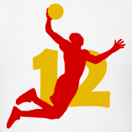 Design ~ Howard SUPERSTAR #12 Rockets Shirt