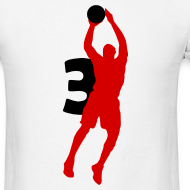 Design ~ Wade SUPERSTAR #3 Heat Shirt