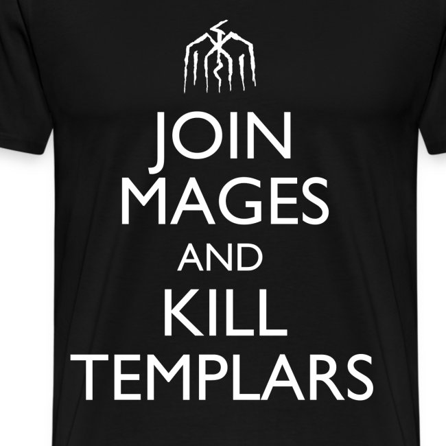 Dragon Age Mages - Male