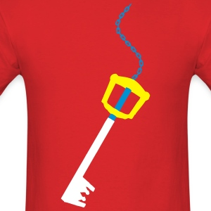 Sora's Keyblade T-Shirts - Men's T-Shirt