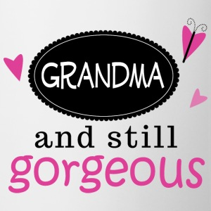 Grandma and still Gorgeous Bottles & Mugs - Coffee/Tea Mug