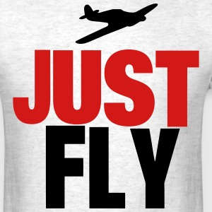 JUST FLY T-Shirts - Men's T-Shirt