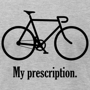 My Prescription - Men's T-Shirt by American Apparel