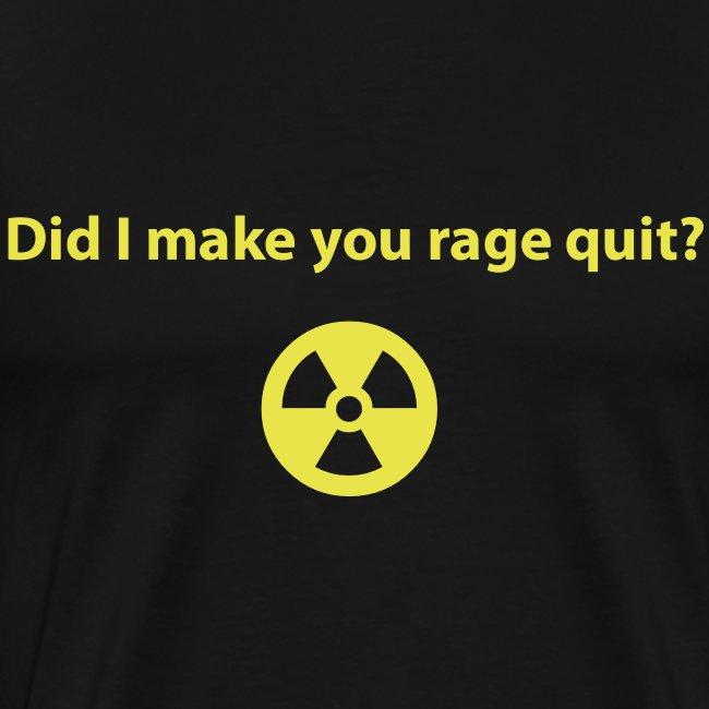 Rage Quit - M