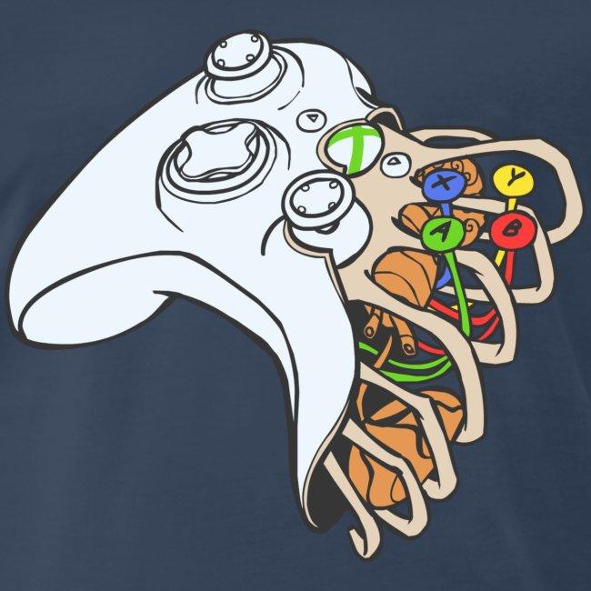 Xbox Controller Skeleton - M