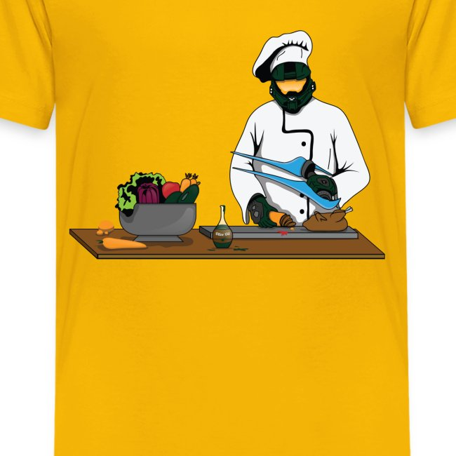 Master Chief/Chef - Kids