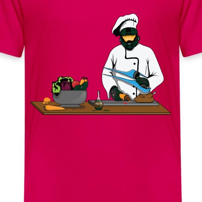 Master Chief/Chef - Kids